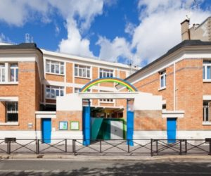 The Friendly and Cheerful Ecole Maternelle Pajol Kindergarten