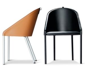 The minimalist Patio chair by Konstantin Grcic