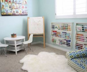 Cozy playroom with a friendly décor