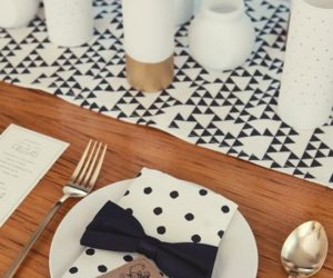 Polka-Dot Place Settings: Ideas & Inspiration