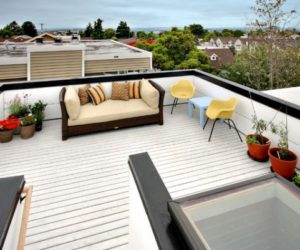 5 beautiful roof patios