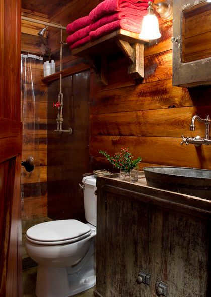 Clever Small Bathroom Storage