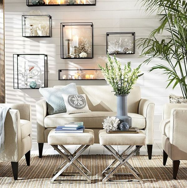 Top 21 Beach Home Decor Examples: How To Decorate Your Home With Shadow Boxes