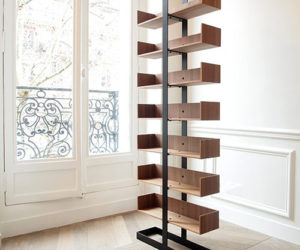 The Severin Bookshelf By Alex De Rouvray Idea