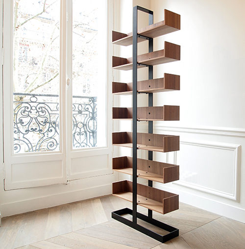 Beautiful The Severin Bookshelf By Alex De Rouvray