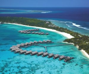 Shangri- La's Villingili Resort and Spa in Maldives