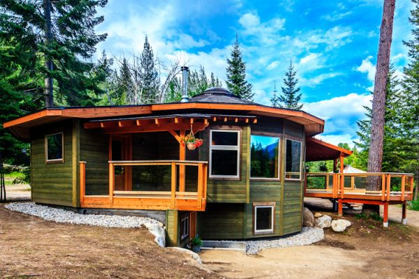 The Sustainable Mongolia 2300 House