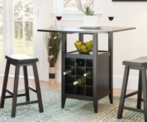 Three Piece Winery Counter Set