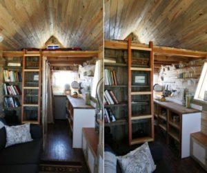 Ultra Tiny House in Colorado