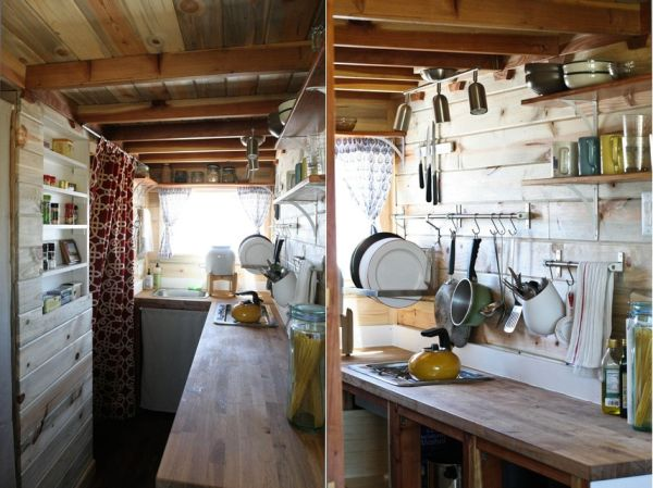 Ultra Tiny House in Colorado
