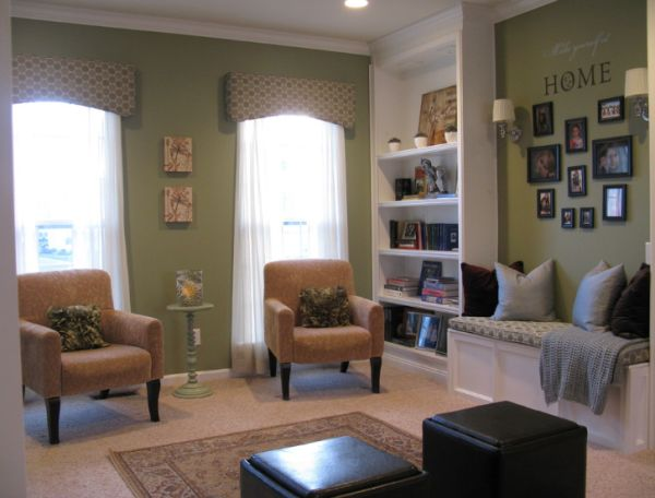 10 traditional living room d cor ideas for Neutral front room ideas
