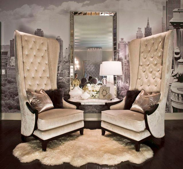 Glamorous Living Room Designs That Wows: Interior Design Ideas For A Glamorous Living Room