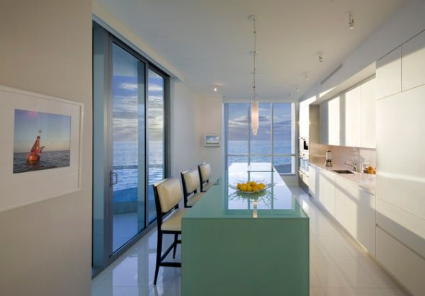 Nice The Beauty Of Having A Turquoise Kitchen Island Photo Gallery