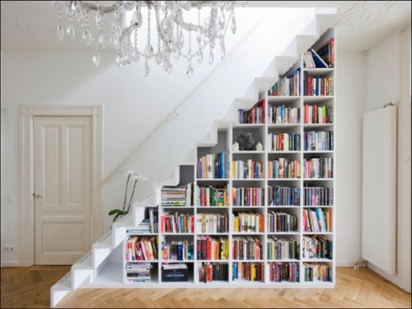 Wonderful 5 Ways To Utilize Under The Stairs Nice Design