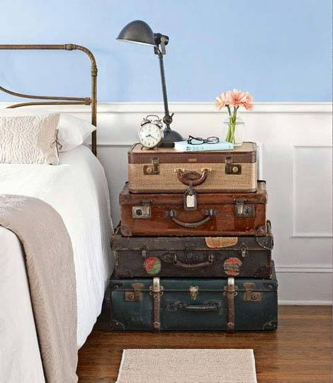 Unusual Bedside Cabinets 5 unusual bedside table replacers