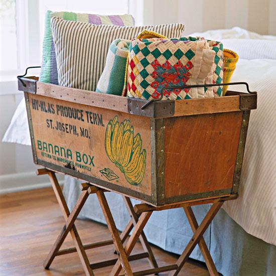 Clever storage solutions using repurposed items for Reciclaje de muebles antiguos