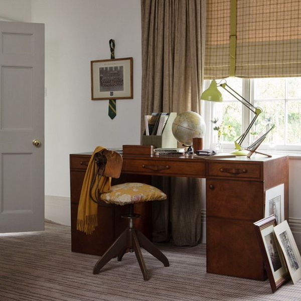 Interior Design Ideas For Home Office: 30 Home Office Interior Décor Ideas