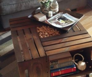 Ingenious Ways Of Repurposing Wine Crates In DIY Projects