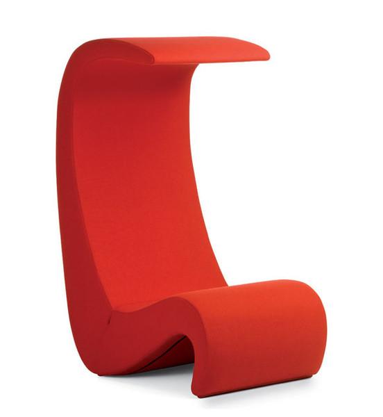 Amoebe Highback Chair