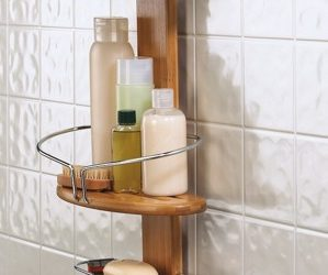 Boeing Shower Caddy