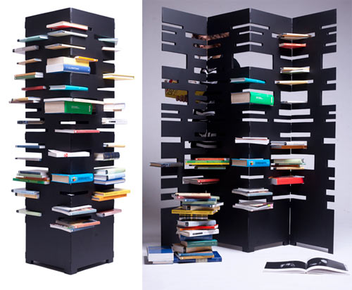 Exceptional B OK An Original Idea For Storing Books And Dividing Your Room Amazing Ideas