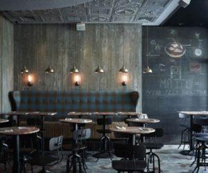 The Italian MATTO restaurant in Shanghai