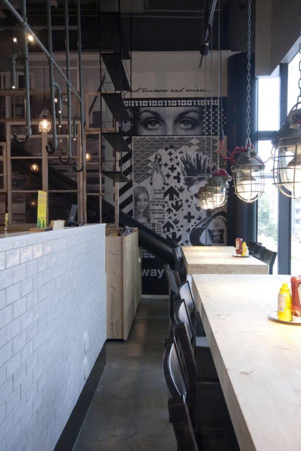Delightful Bold Urban Remodel By Amerikka Design Office Ideas