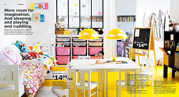 View in gallery. New ideas from the 2013 IKEA Catalog