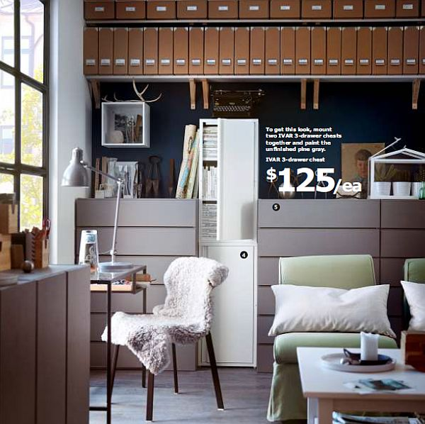 Lovely Ikea Bedroom Office. View In Gallery Ikea Bedroom Office S