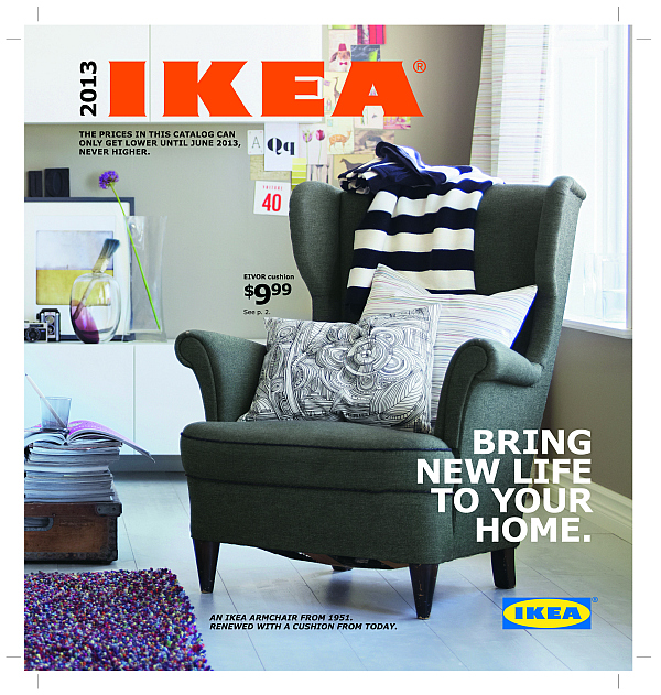 . New ideas from the 2013 IKEA Catalog