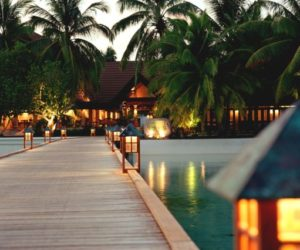Kurumba Maldives, the first private island resort