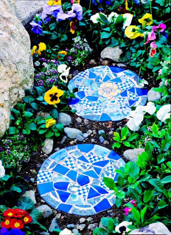 Mosain garden top
