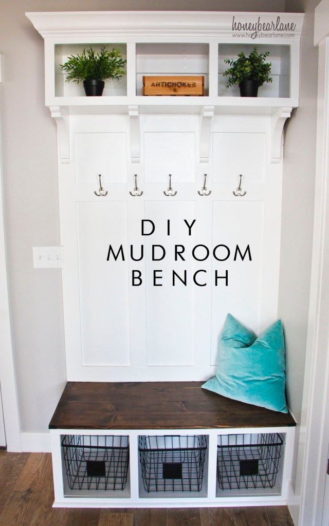 benches in the house Mudroom Bench