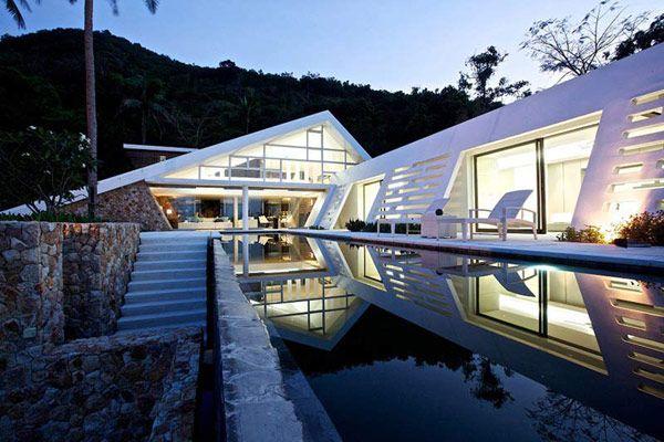 Paradise At Aqualina Villa In Koh Samui