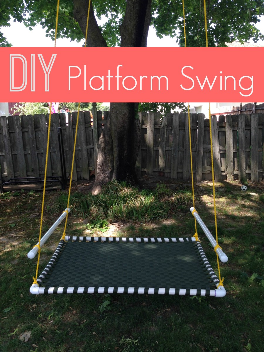 Stylish Diy Variations Of The Old Fashioned Tree Swing