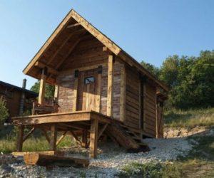 Cozy getaway cabin in Hungary