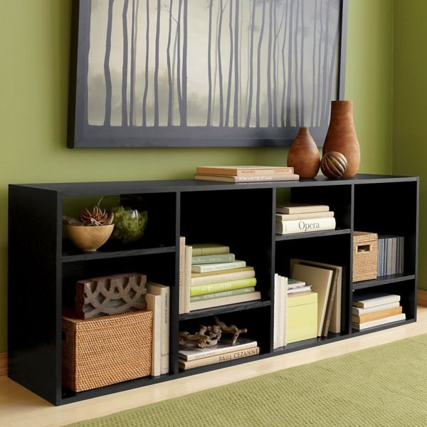 The Minimalist Shift Bookcase