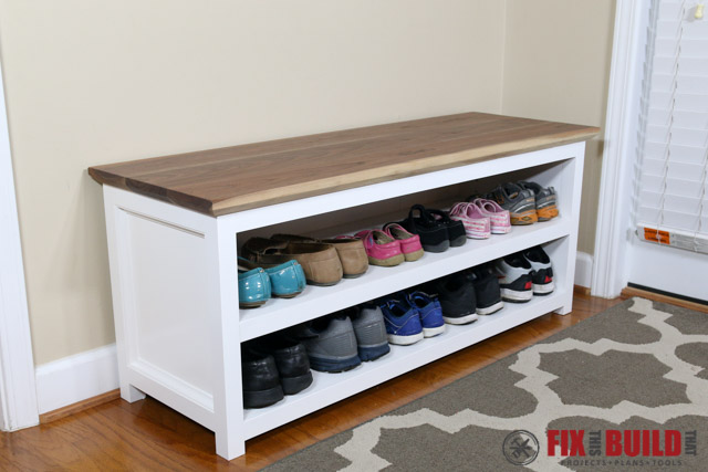 benches in the house Shoe Storage Bench
