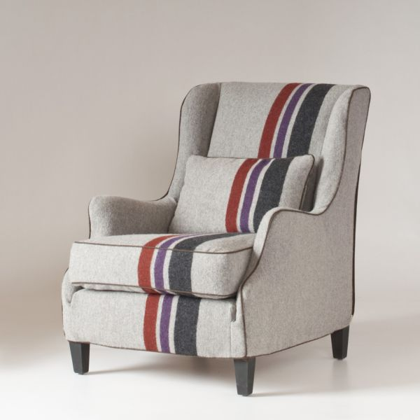 Stephenson Chair Slipcover Nice Look