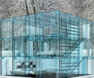 Stunning Glass Houses with Breathtaking Views