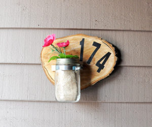 How To Make A Wall Display Using A Simple Jar Or Bottle