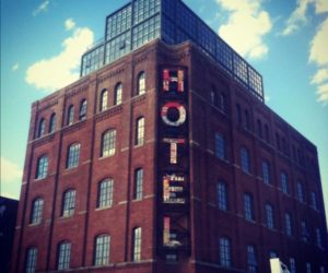 The New Wythe Hotel in Brooklyn, NY