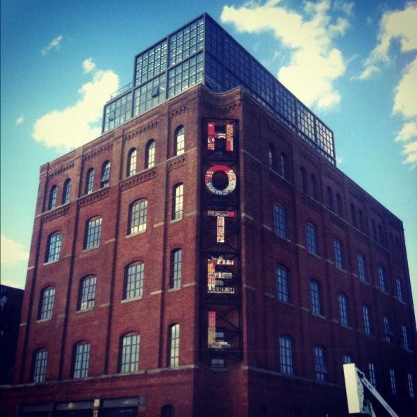 18 And Older Hotels In New York: The New Wythe Hotel In Brooklyn, NY