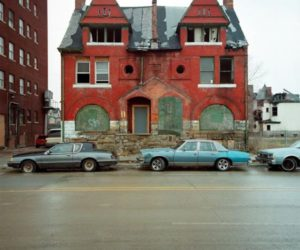 Some of Detroit's abandoned houses photographed by Kevin Bauman