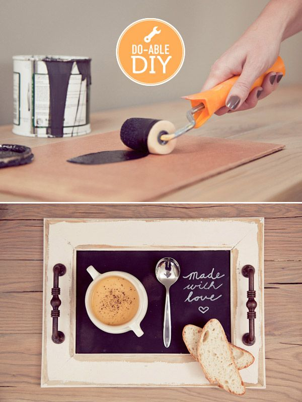 Favorite Handmade Tray Projects 20 Easy Diy Serving Trays