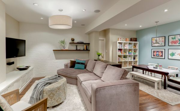 Great 5 Suggestions For Decorating A Renovated Basement