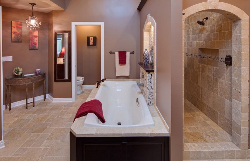 Bathroom Ideas Large Shower 10 walk-in shower design ideas that can put your bathroom over the top