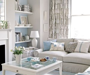 5 Ways To Decorate With Blues & Grays