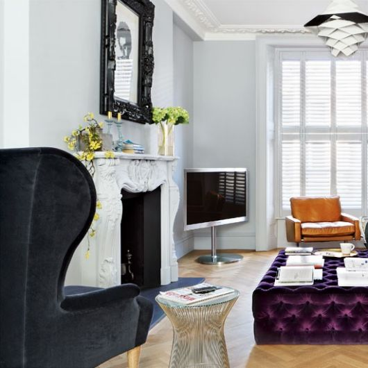 Wonderful A Classical Britishstyle Home Interior Awesome Ideas