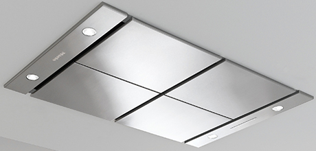 Elegant Miele DA 2900 Kitchen Ceiling Hood